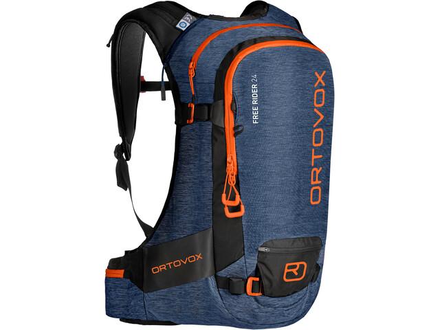 Ortovox Free Rider 24 Backpack night blue blend
